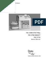 2700-2300 Service Manual Preliminary