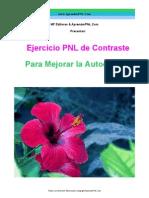 Ejercicio PNL de Contraste Para Mejorar La Autoestima- AprenderPNL