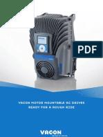 Vacon 100 Motor Mountable Product Brochure En