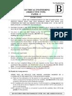 IES-2013 EEE Objective Paper 1