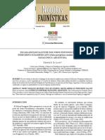 ESCASA DISTANCIA ENTRE DOS NIDOS EXITOSOS DE HALCÓN PEREGRINO SUDAMERICANO (Falco peregrinus cassini) EN EL NORTE PATAGÓNICO, ARGENTINA.
