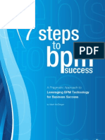 White Paper 7 Steps to Bpm Success