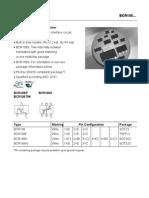 Infineon BCR108 Datasheet