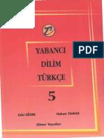 Yabanci Dilim Turkce 3 Pdf