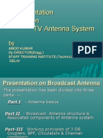 T v Antenna - Ppt ( by a K )