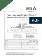 Tank Lifting Calculations