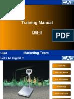 DB-II Training Manual
