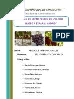 Exportacion Uvas