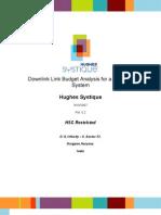 ( Importance Hughes ) DVB SH Link Budget Analysis
