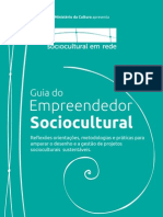 Guia Empreendedor Sociocultural