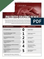 Phlebitis Grading Scale