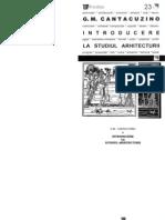 (a)-[Rom] - [Paideia]-George Matei Cantacuzino - Introducere La Studiul Arhitecturii