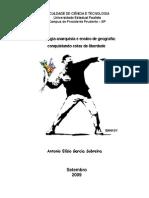 Pedagogia Anarquista e Ensino de Geografia-Antonio Sobreira