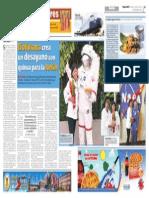 Pagina Siete Newspaper