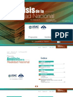 Revista Análisis de la Realidad Nacional No. 31