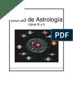 Curso de Astrología LIBRO 9 Y 10