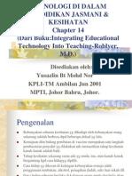 14-Teknologi Di Dalam Pendidikan Jasmani & Kesihatan