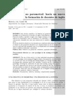 Didactica No Parametral