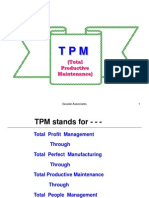 TPM Awareness Process Brief