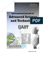 IInternational Journal of Advanced Science and Technology (IJAST), Volume 55, June 2013
