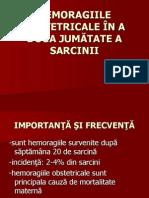 HEMORAgia