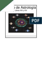 Curso de Astrología LIBROS 13 Y 14