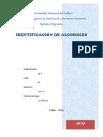 Lab - Identificacion de Alcoholes1