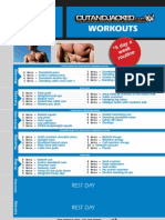Josef Rakich Workout PDF