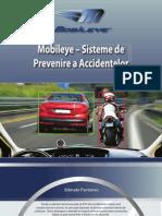 Mobileye Prevenire Accidente Brosura 2012
