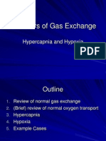 Disorders of Gas Exchange