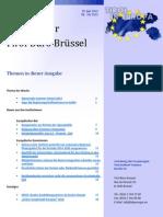 Newsletter Tirol in Europa am 2.Juli 2013