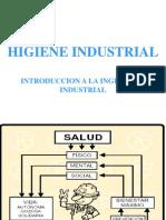 Higiene Industrial y Seguridad