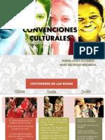 convenciones culturales