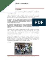 01-07-2013 Boletín 042 'Tenemos las ganas, la experiencia y el amor por Reynosa, solo falta tu voto' Rogelio Ortiz