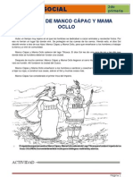 LEYENDA DE MANCO C�PAC Y MAMA OCLLO.doc