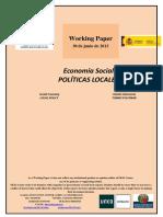 Politicas Locales
