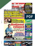 LE BUTEUR PDF du 10/05/2009