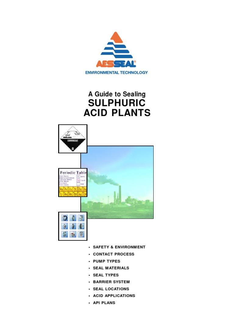 Luksulph Sulfuric Acid Corrosion
