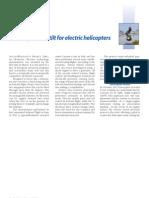 Aerospace JUN2013 Electric Helos