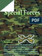 Special Forces | Commando | Paratrooper