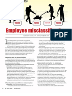 Employee Misclassification