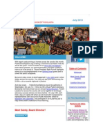 PublicSchoolOptions.org July 2013 Newsletter