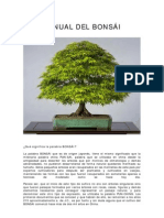 Bonsai Manual Completo 2013