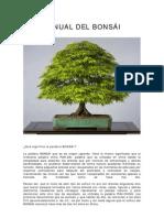 Bonsai Manual Completo 2013