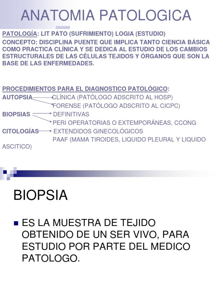 ANATOMIA PATOLOGICA CLASE 1.ppt