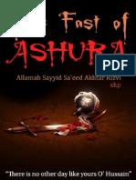 The Fast of Ashura - Allamah Sayyid Saeed Akhtar Rizvi - XKP