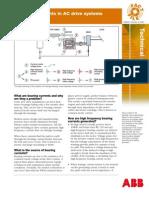 120580143 Bearing Insulation for VFD Driven Motor