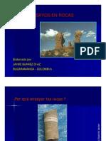 Ensayos Geotecnicos de Rocas