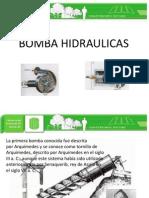 Bomba Hidraulicas