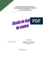 Diseño de control de logica
